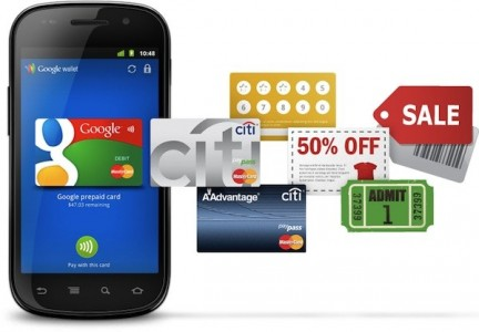Mobile payments on smartphones
